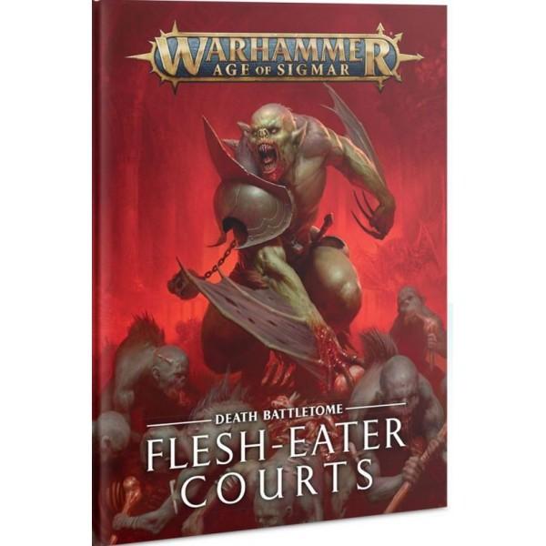 Age of Sigmar - Battletome - Flesh-Eater Courts