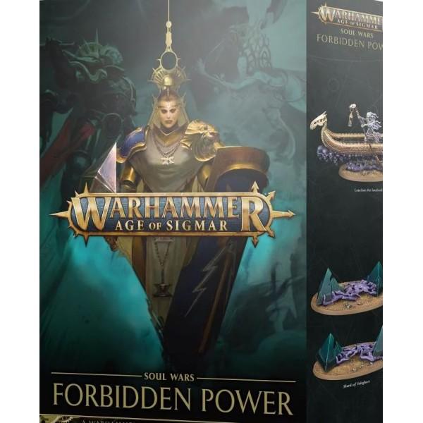 Age Of Sigmar - Soul Wars - Forbidden Power