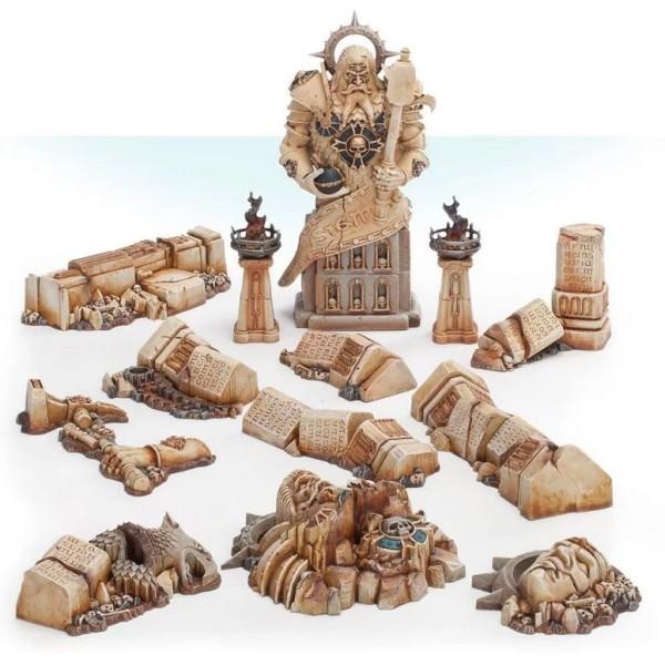 Age Of Sigmar - Dominion of Sigmar - Timeworn Ruins