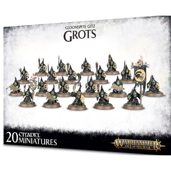 Age Of Sigmar - Gloomspite Gitz - Grots