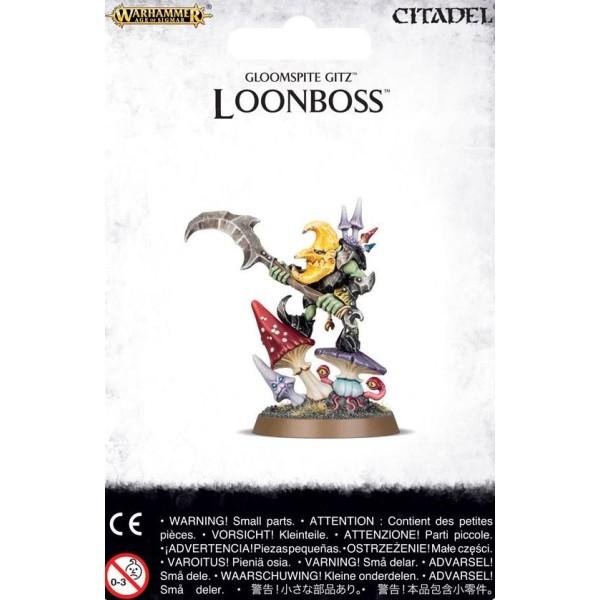 Age Of Sigmar - Gloomspite Gitz - Loonboss
