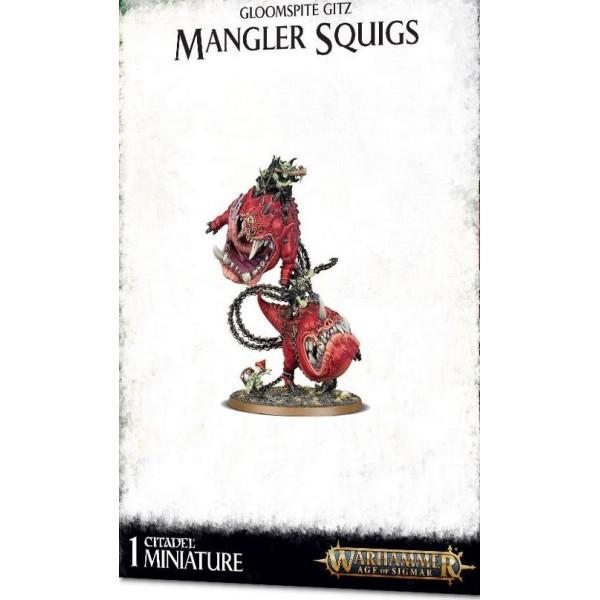 Age Of Sigmar - Gloomspite Gitz - Mangler Squigs