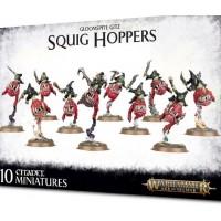Age Of Sigmar - Gloomspite Gitz - Squig Hoppers
