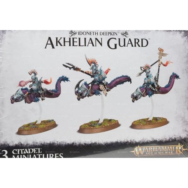 Age Of Sigmar - Idoneth Deepkin - Akhelian Guard