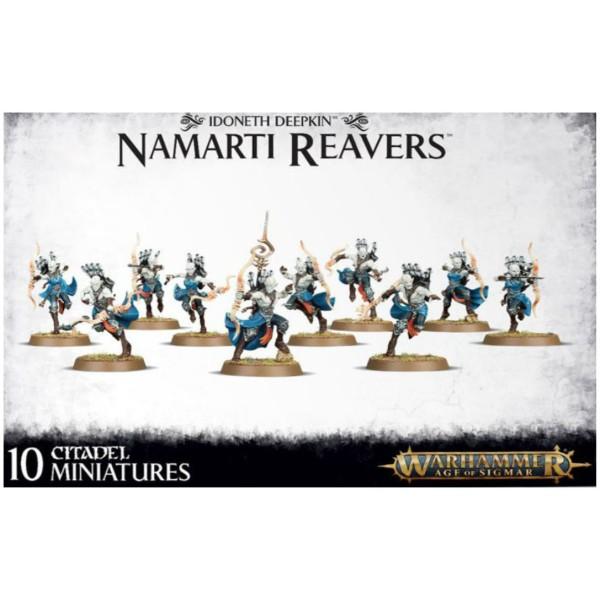 Age Of Sigmar - Idoneth Deepkin - Namarti Reavers