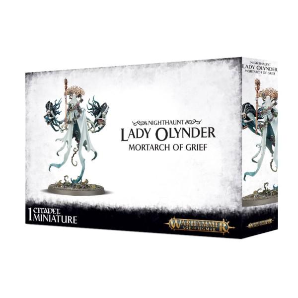 Age of Sigmar - Nighthaunt - Lady Olynder, Mortarch of Grief