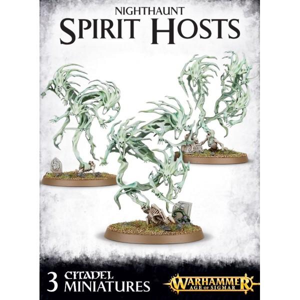 Age of Sigmar - Nighthaunt - Spirit Hosts