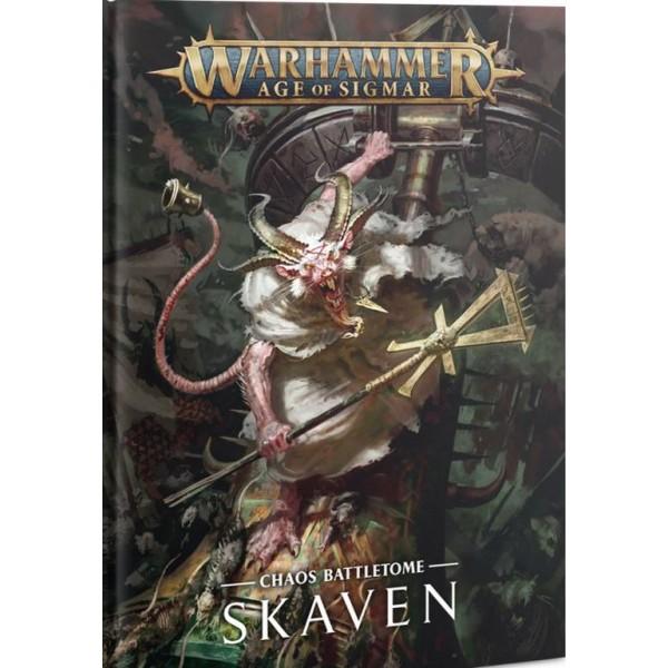 Age of Sigmar - Battletome - Skaven