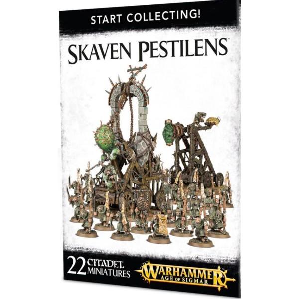 Age of Sigmar - Skaven Clan Pestilens - Start Collecting