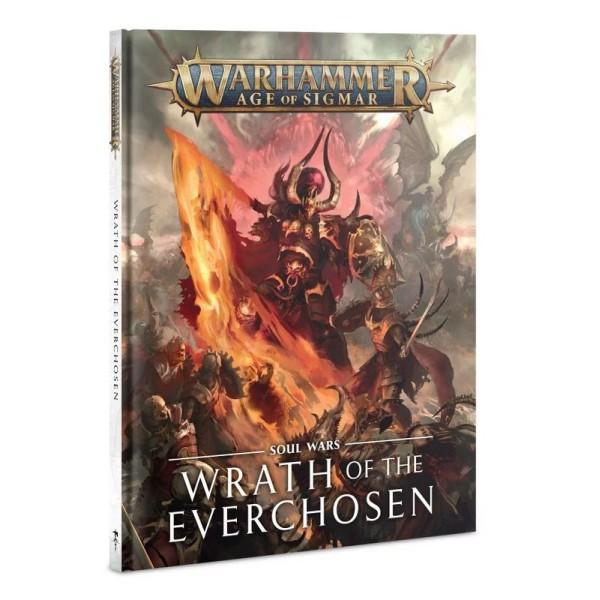 Age Of Sigmar - Soul Wars - Wrath of the Everchosen