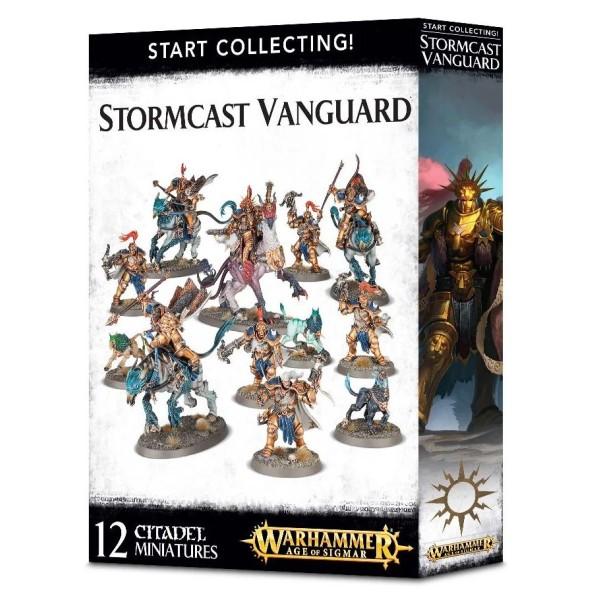 Age of Sigmar - Stormcast Eternals - Start Collecting - Stormcast Vanguard