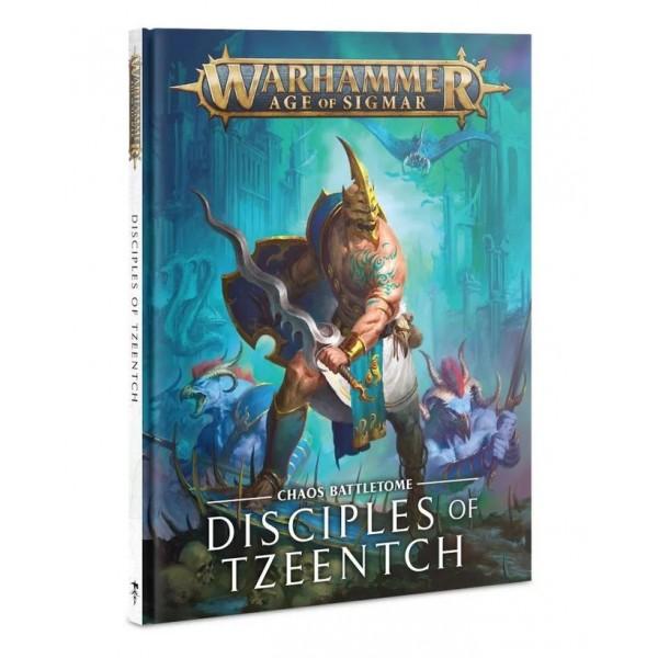 Age of Sigmar - Battletome - Disciples of Tzeentch