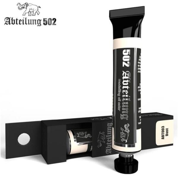 MIG Abteilung 502 Oil Paint: Dust