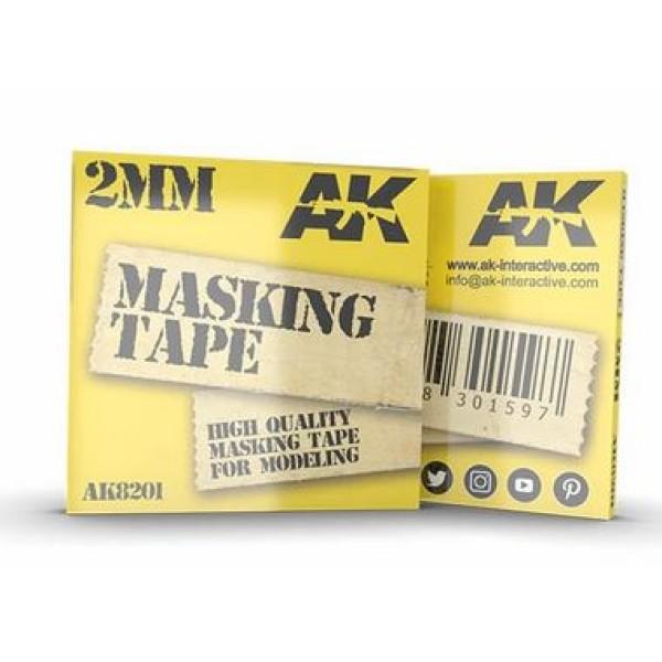 AK Interactive - Masking Tape 2mm