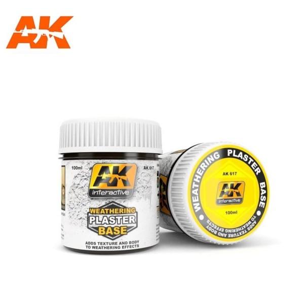 AK Interactive - Weathering Plaster Base