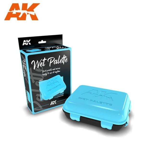 AK Interactive - WET PALETTE