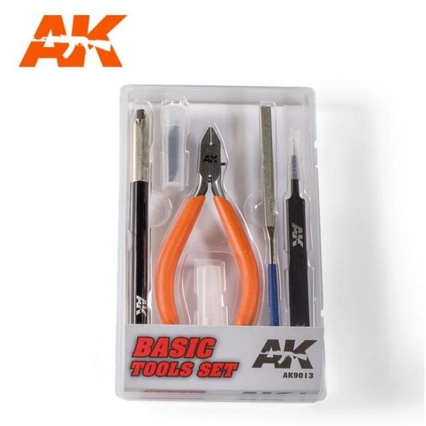 AK Interactive - BASIC TOOLS SET