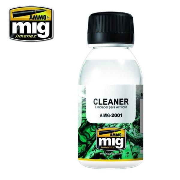 MIG Ammo - CLEANER (100 ml)