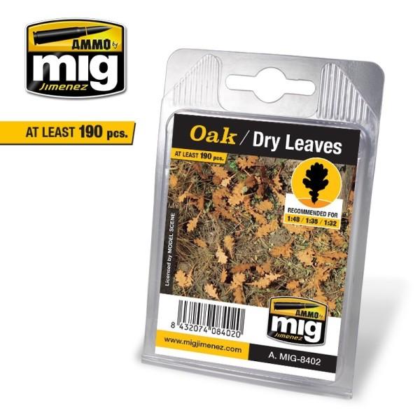 MiG - AMMO - Scenics - Oak/Dry Leaves
