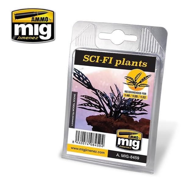 MiG - AMMO - Scenics - Sci-fi Plants