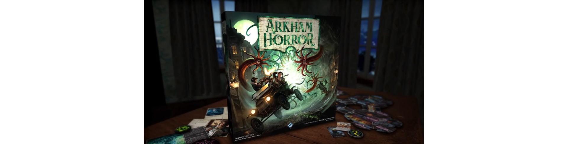 Arkham Horror 3rd ed