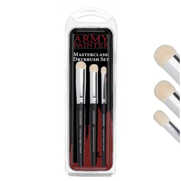 The Army Painter - Masterclass: Drybrush Set