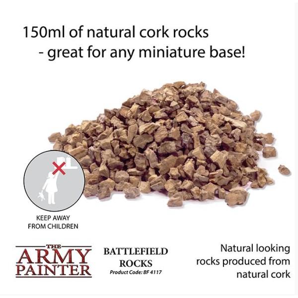 The Army Painter - Battlefields Basing: Rocks