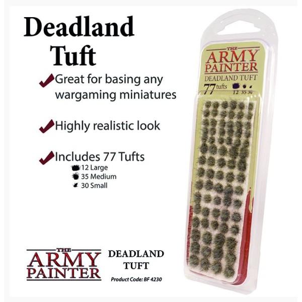 The Army Painter - Battlefields - Deadland Tufts - 77 pcs (2019)