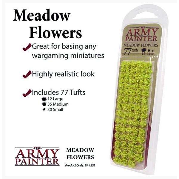 The Army Painter - Battlefields - Meadow Flowers - 77 pcs (2019)