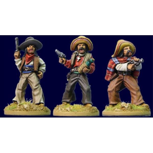 Artizan Designs - Wild West Miniatures - Banditos I