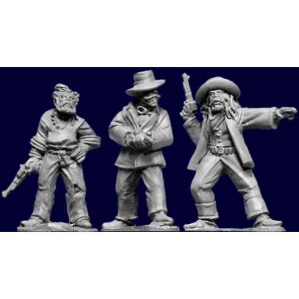 Artizan Designs - Wild West Miniatures - Desperadoes