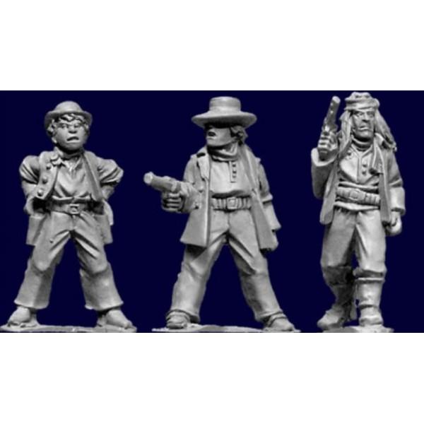 Artizan Designs - Wild West Miniatures - Hired Guns