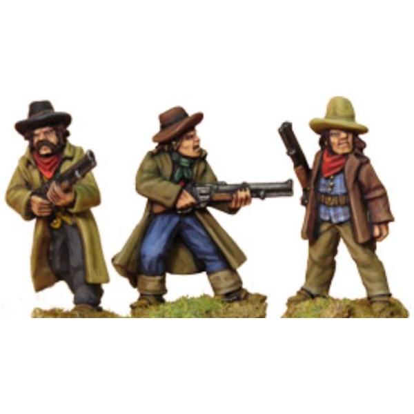 Artizan Designs - Wild West Miniatures - Hired Guns II (Rifles)