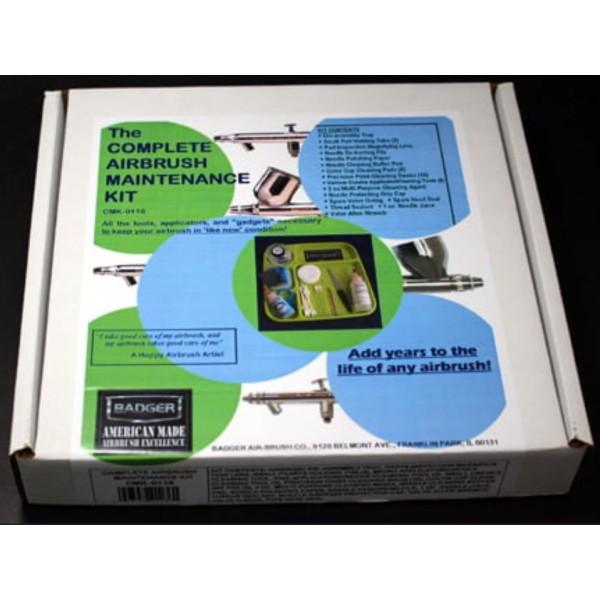 Badger - The Complete Airbrush Maintenance Kit