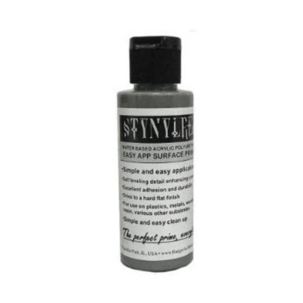 Badger Stynylrez - Acrylic Airbrush Primer - Grey - 60ml