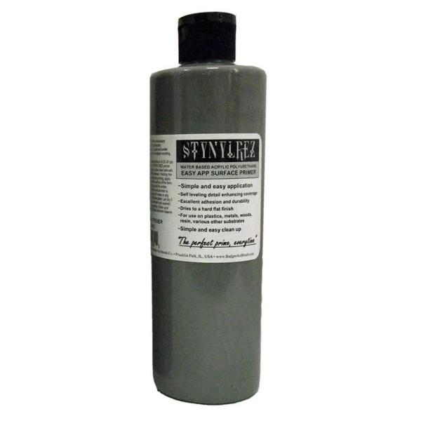 Badger Stynylrez - Acrylic Airbrush Primer - Grey - 473ml