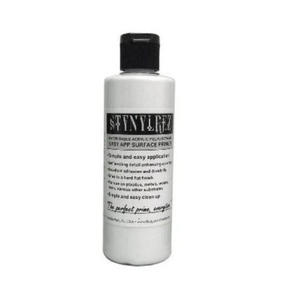 Badger Stynylrez - Acrylic Airbrush Primer - White - 120ml