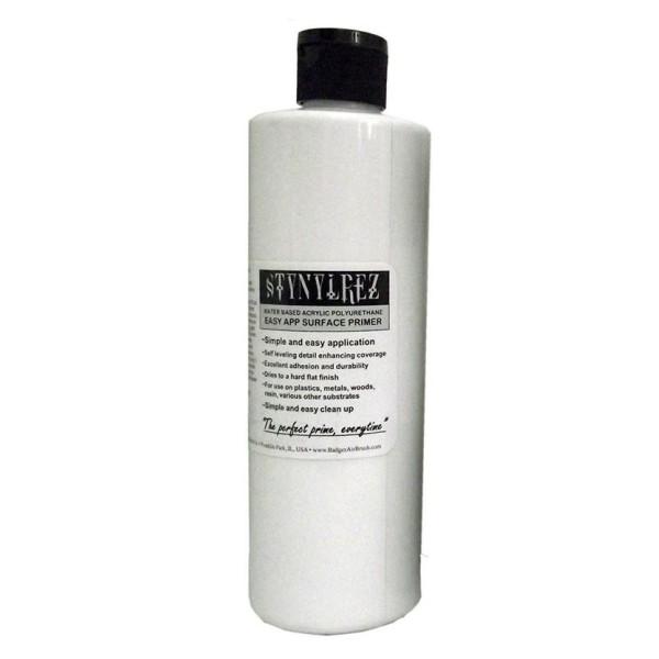 Badger Stynylrez - Acrylic Airbrush Primer - White - 473ml
