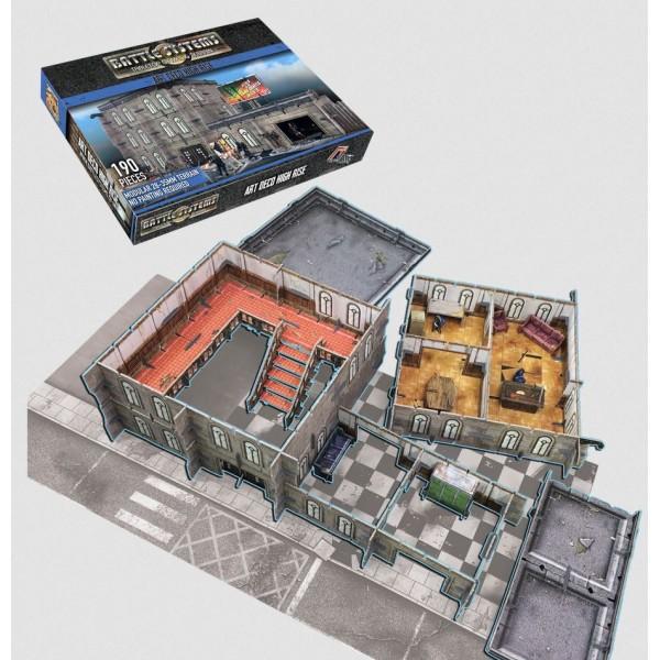 Battle Systems - Urban Apocalypse - Art Deco High Rise