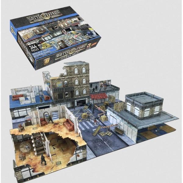 Battle Systems - Urban Apocalypse - City Block Core Set