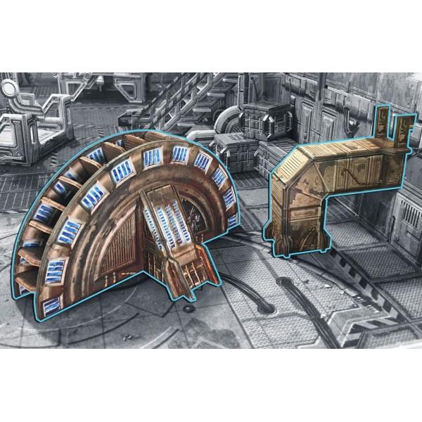 Battle Systems - Urban Apocalypse - Industrial Turbine