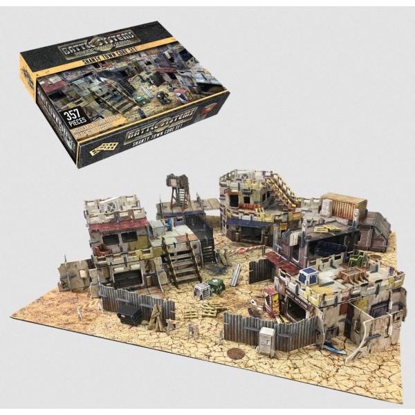 Battle Systems - Urban Apocalypse - Shanty Town Core Set