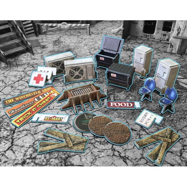 Battle Systems - Urban Apocalypse - Urban Street Accessories I