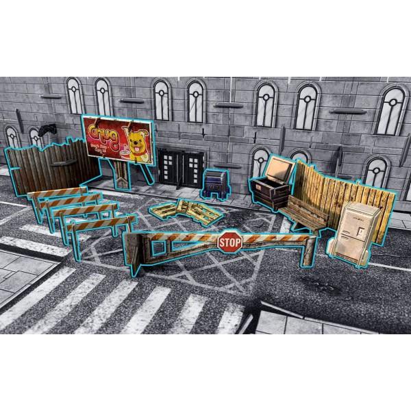 Battle Systems - Urban Apocalypse - Urban Street Accessories II