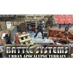 Battle Systems - Urban Apocalypse Terrain