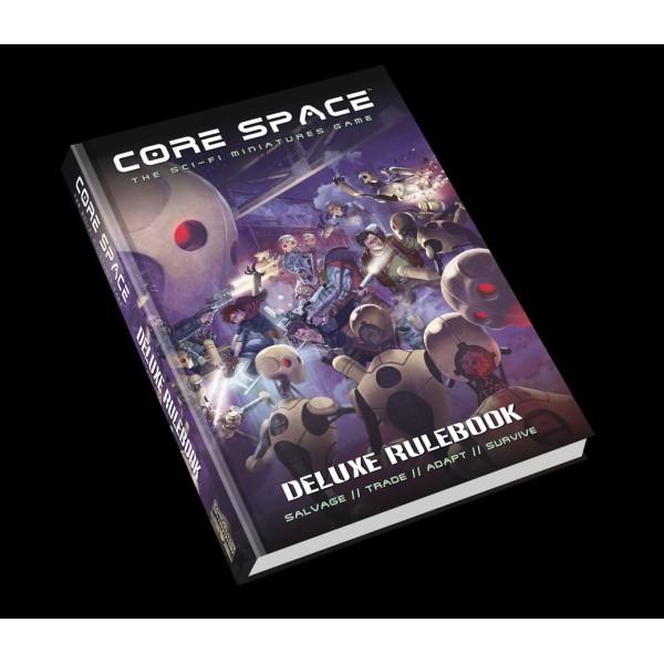 Battle Systems - CORE SPACE - Sci-Fi Miniatures Game - Core Rulebook