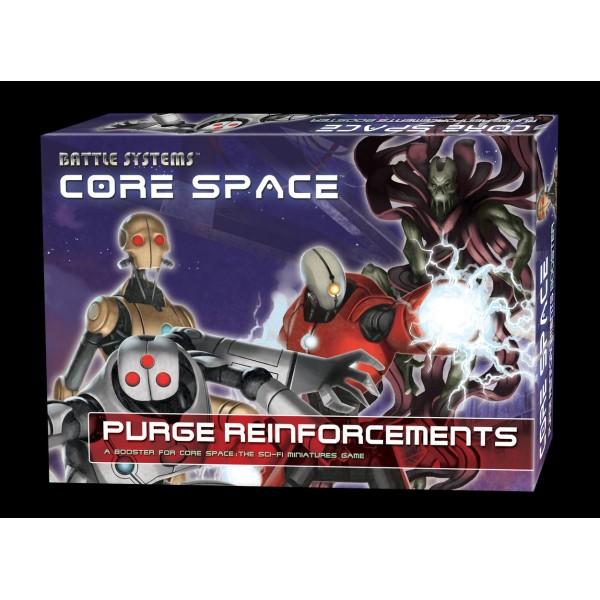 Battle Systems - CORE SPACE - Sci-Fi Miniatures Game - Purge Reinforcements