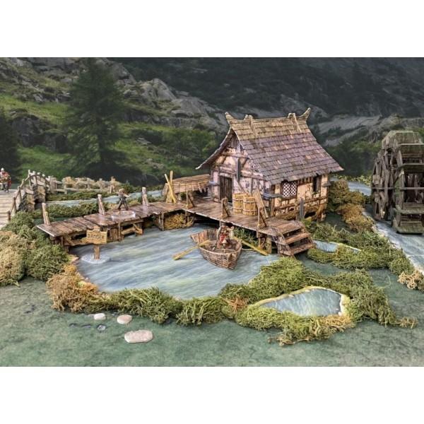 Battle Systems - Fantasy Terrain - Lake House
