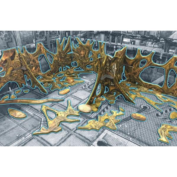 Battle Systems - Sci-Fi Terrain - Alien Infestation