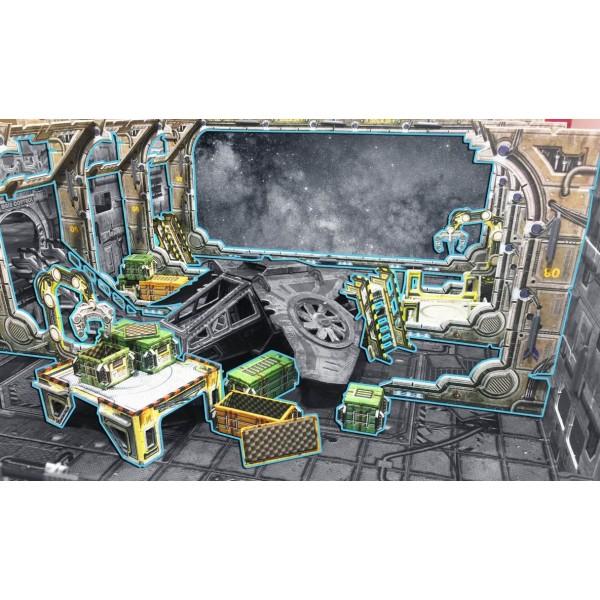 Battle Systems - Sci-Fi Terrain - Arrival Bay
